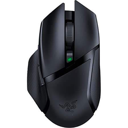 Razer Basilisk X Hyperspeed Wireless Gaming Mouse: Bluetooth & Wireless Compatible