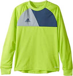 adidas Kids - Assita 17 Goalkeeper Jersey (Little Kids/Big Kids)