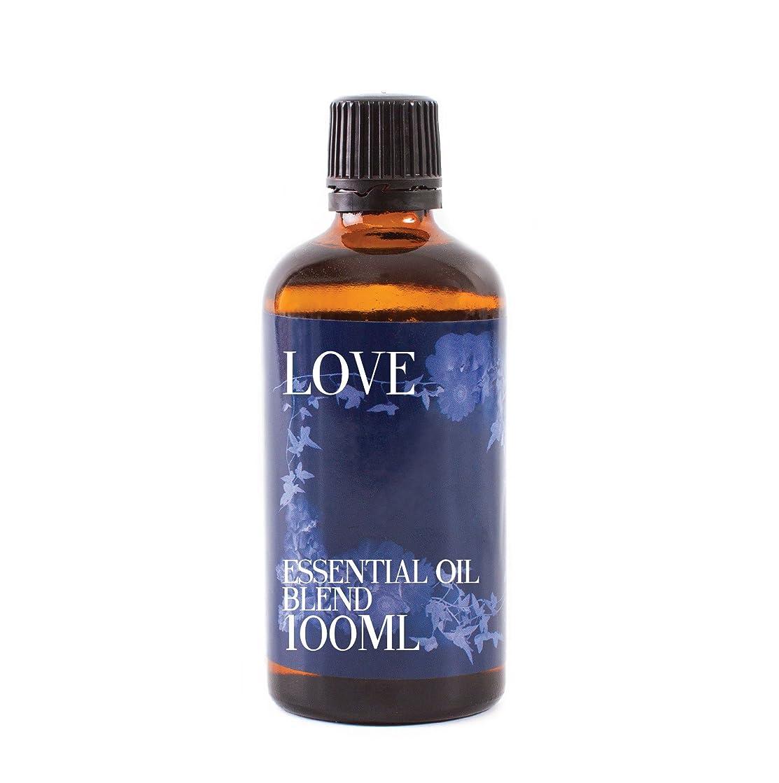 魔術驚き入口Mystic Moments | Love Essential Oil Blend - 100ml - 100% Pure