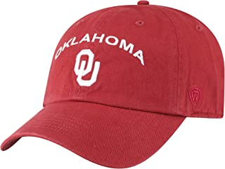 Top of the World NCAA Men's Hat Adjustable Relaxed Fit Team Arch Hat