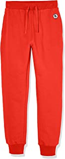 Kid Nation Kids' Soft Brushed Fleece Casual Pull-On Jogger Sweatpant with Pockets for Boys or Girls