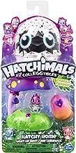 Hatchimal Colleggtibles Fabula Forest Light Up Nest Season 4