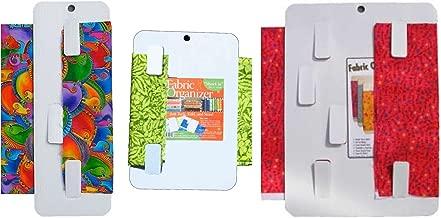 Fabric Organizer - 2 Each of 3 Sizes