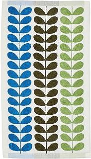 Orla Kiely Trio Stem Riviera ręczniki pościel łazienkowa: Ręcznik do rąk, 50 x 90 cm