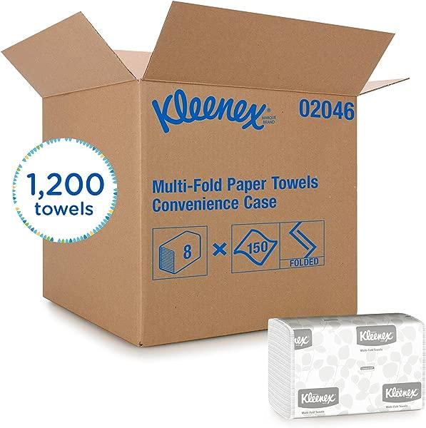 Kleenex Multi Fold Paper Towels
