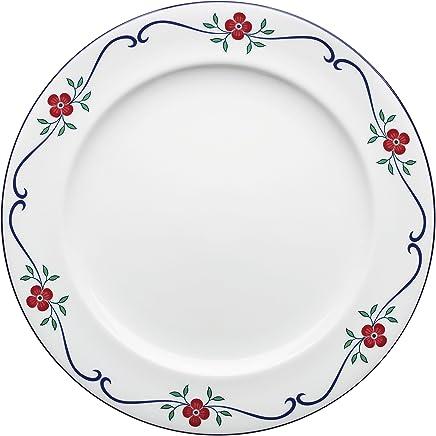 Preisvergleich für Rörstrand Sundborn Teller, Flach, Essteller, Speiseteller, Porzellan, Ø 21 cm, 1011766