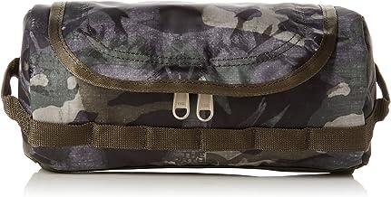حقيبة السفر الأساسية كامب للجنسين من ذا نورث فيس، متعددة الألوان (أخضر)، مقاس كبير