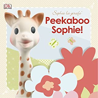 Sophie La Girafe: Peekaboo Sophie!
