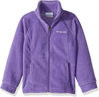 Columbia Youth Girls' Benton Springs Jacket, Soft Fleece,...