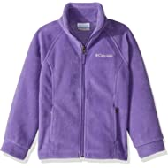 Columbia Youth Girls' Benton Springs Jacket, Soft Fleece, Classic Fit