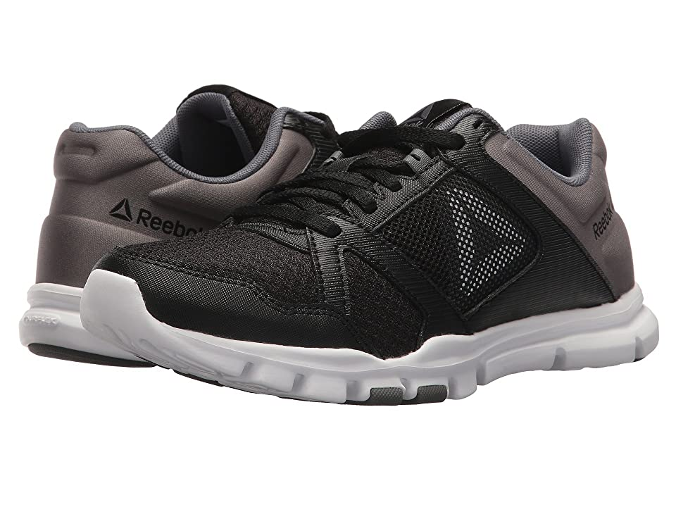 Reebok Yourflex Trainette 10 MT (Black/White/Alloy) Women