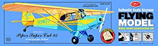 Guillow's Piper Super Cub 95 Laser Cut Model Kit