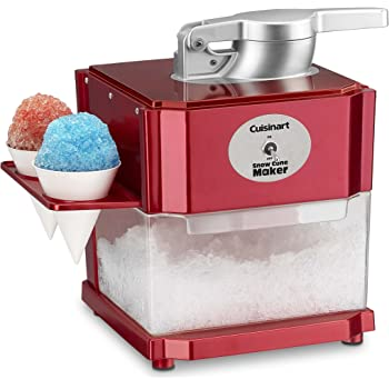 Cuisinart Snow Cone Maker, One Size, Red