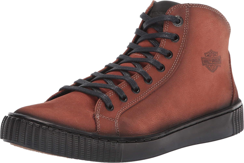 HARLEY-DAVIDSON FOOTWEAR Miami Mall Brand new Men's Sneaker Barren