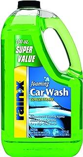 Gumout Rain-X 5072084-4PK Foaming Car Wash - 100 fl. oz. in Each (Pack of 4)
