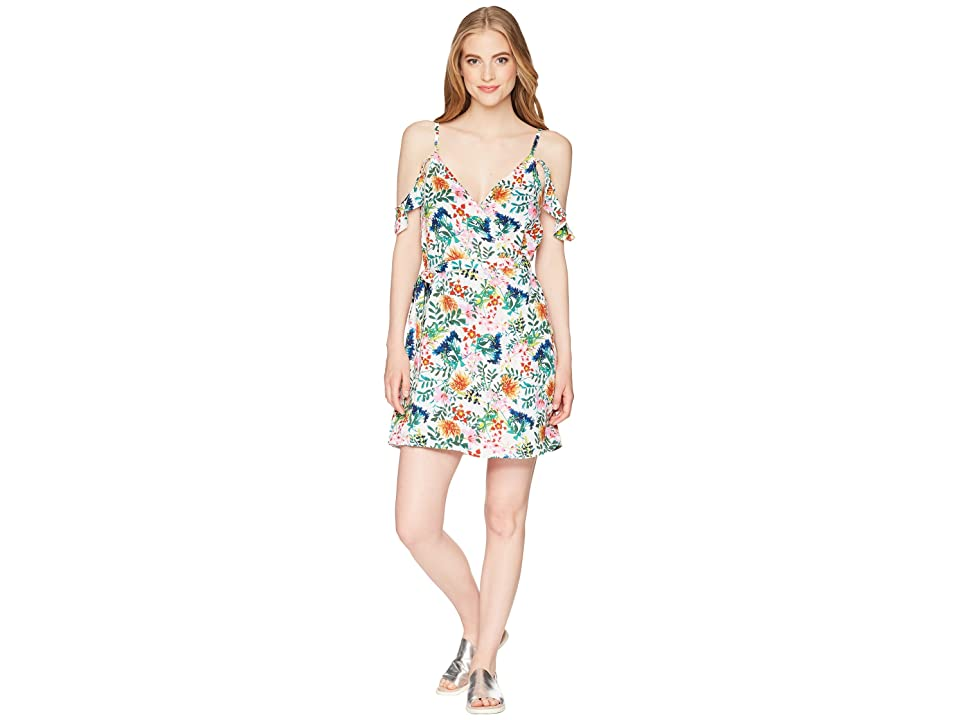 Roxy Currently Drifting (Bright White Floral Soiree) Women