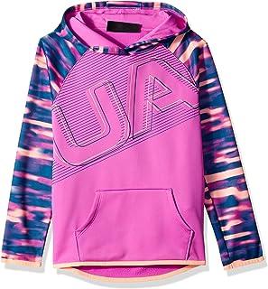 Under Armour Girls Girls Armourfleece Hoody Ua Logo