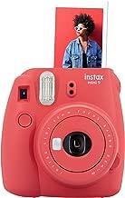 instax 16607123 Mini 9 Camera - Poppy Red