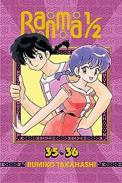 Ranma 1/2 (2-in-1 Edition), Vol. 18 (18)