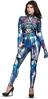 optimus prime womens costume