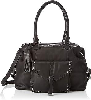 2f2bfc2cfb IKKS femme The Designer Rock Sac porte epaule Noir (Noir)