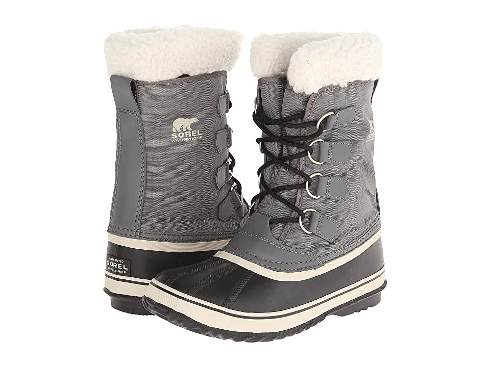SOREL Winter Carnivaltm (Pewter/Black/Metal Crush/Nappa Wax) Women