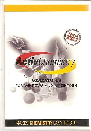 Dynamic Chemistry CD-Rom: Version 1