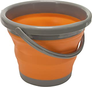UST FlexWare Collapsible Bucket with Strong, Flexible, Compact, BPA Free Design and..