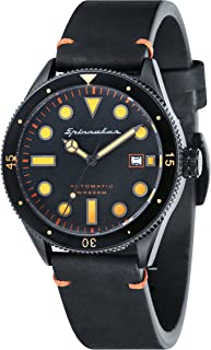 Cahill Vintage Diver SP-5033-03 Watch | Black