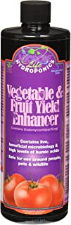 Microbe Life Hydroponics ML21345 Vegetable & Fruit Yield Enhancer, 16 oz
