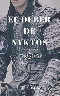 EL DEBER DE NYKTOS (Kepler nº 1) (Spanish Edition)