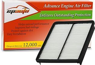 EPAuto GP881 (28113-2P100) جایگزینی فیلتر هوای پانل هیوندای / KIA برای آزرا (2013-2016)، سوناتا (2011-2014)، سانتا فای (2010-2012)، Optima (2013-2015)، Sorento 2011-2013)
