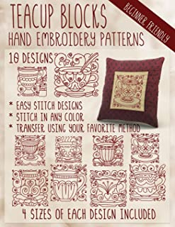 free crewel embroidery patterns