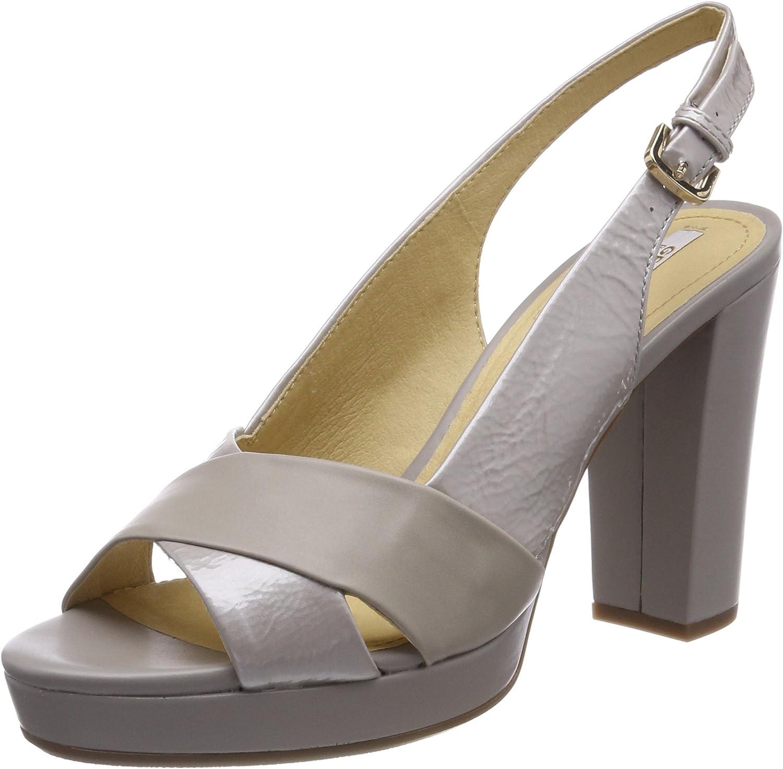 Geox Women's W Sandal 11 Vega メーカー再生品 ◆在庫限り◆ Dress