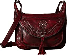 Patricia Nash - Camila 2 Zip Square Hobo Crossbody