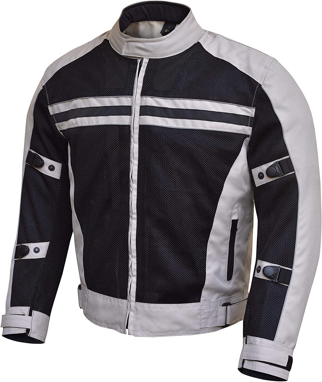 Scottsdale Mens Mesh 2021 Jacket Superlatite Motorcycle Summer