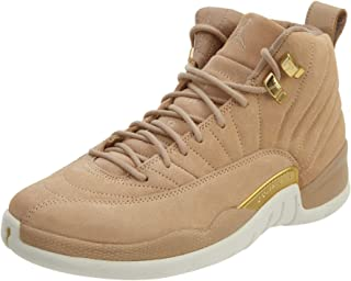 Womens Air 12 Retro High Top Sneakers Basketball Shoes