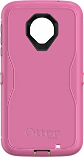 OtterBox Defender Series Case for Motorola Moto Z Force Droid Edition - Retail Packaging - Berries N Cream (Sand/Hibiscus Pink)