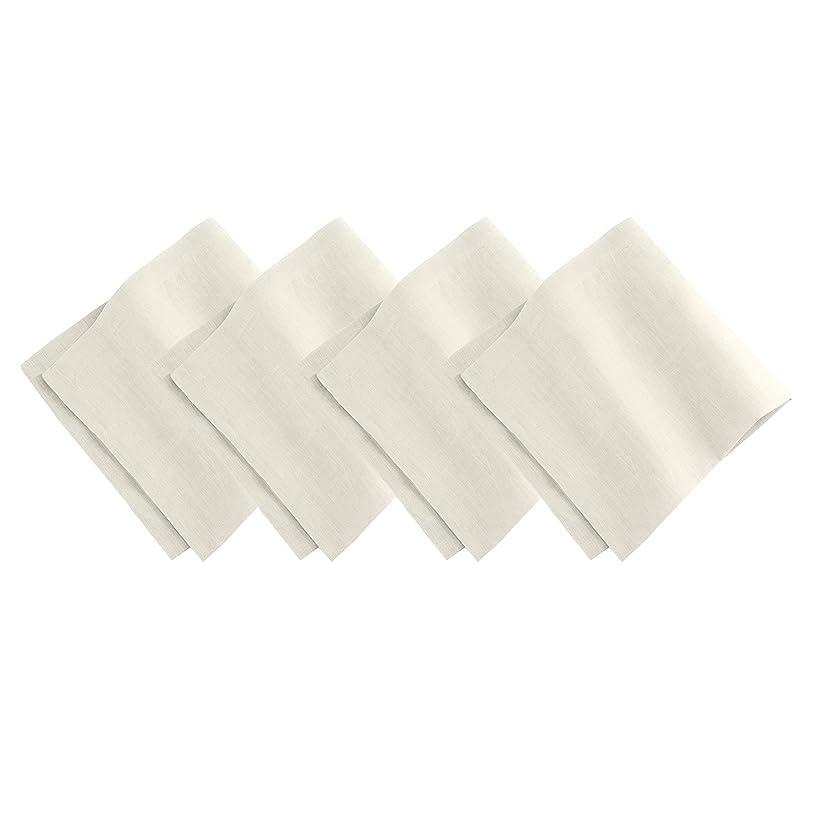 Villeroy and Boch La Classica Luxury Linen Fabric Napkin (Set of 4), 21