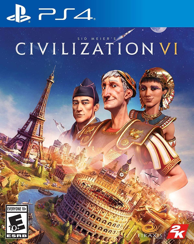 Civilization VI for PlayStation 4 [USA]