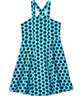 Geo Dot Skater Dress (Toddler/Little Kids/Big Kids)