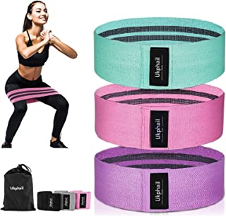 Resistance Bands,Booty Bands for Women Fabric,Set of 3...