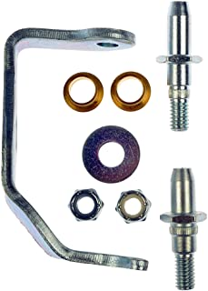 Dorman 38456 Front Driver Side Door Hinge Pin and Bushing Kit for Select Cadillac / Chevrolet / GMC Models