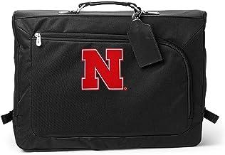 Denco NCAA Nebraska Cornhuskers Carry-On Garment Bag, 18-inches