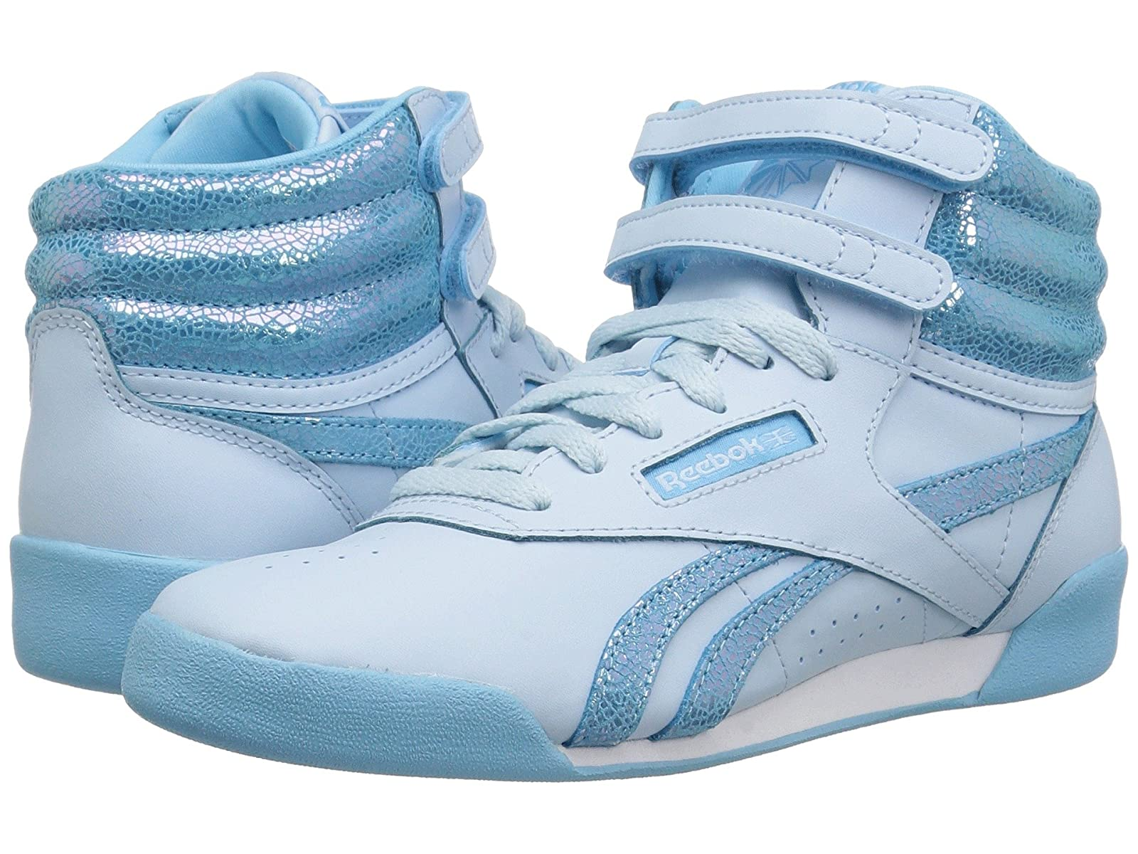 Reebok Kids Kids Reebok Freestyle Hi (Little Kid) f0dfc0