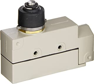 Omron ZE-N-2S General Purpose Enclose Switch, High Breaking Capacity and Durability, Sealed Plunger, Single Pole Double Throw AC, Side Mounting, 1/2-14NPSM Conduit Size