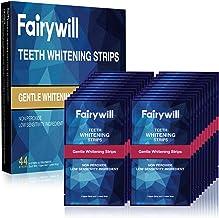 Fairywill Teeth Whitening Strips (44 Pcs),No Sensitive Teeth