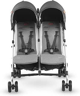 UPPAbaby G-Link 2 Stroller- Jordan (Charcoal Melange/Silver)
