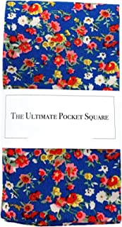 Bespoke Fashion The Ultimate Pocket Square