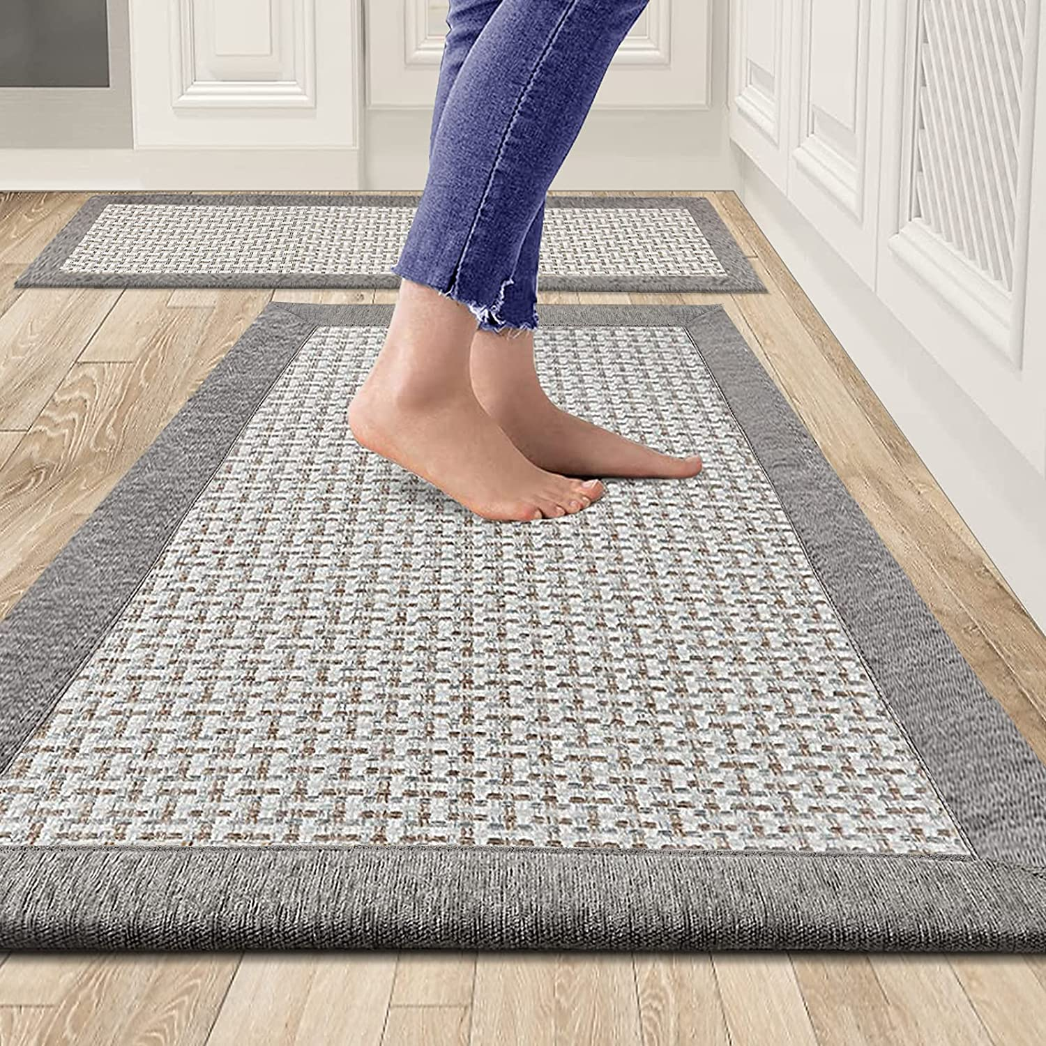 Kitchen Rugs and Mats Washable Kitc Rare Absorbent for Special price for a limited time Skip Non